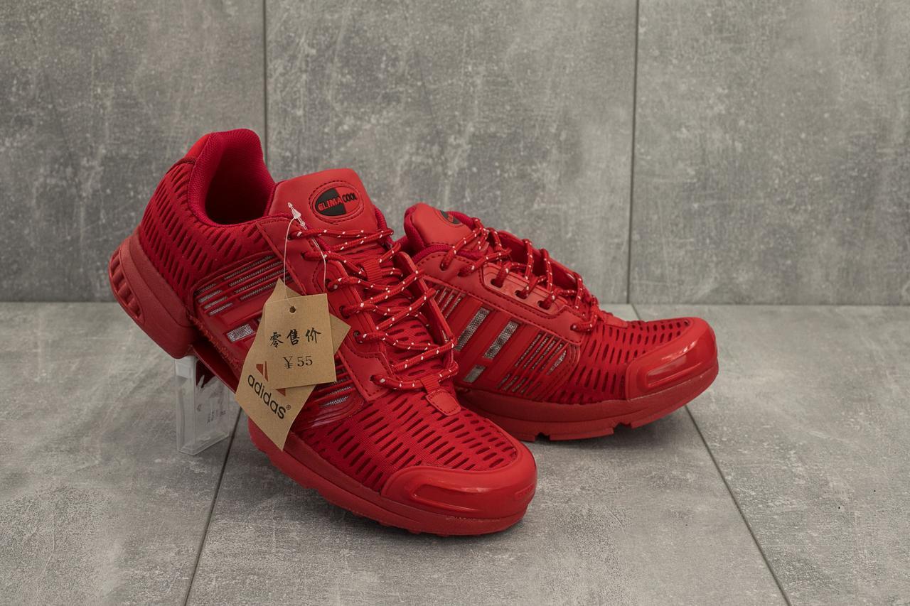Кроссовки A 1094 -6 (Adidas Climacool) (весна/осень, мужские, текстиль, красный)