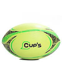 Мяч для американского футбола Cups. Auchan Ашан
