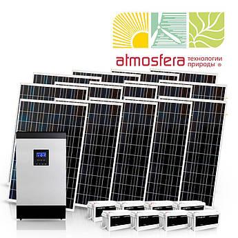 Автономна інвертор електростанція 4 кВт