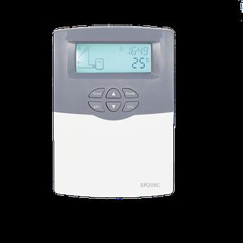 Моноблочний контролер для геліосистем під тиском СК208C