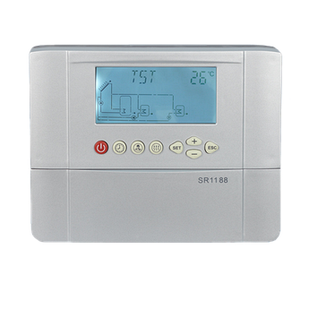 Контролер для геліосистем під тиском СК1188
