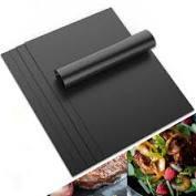 BBQ grill sheet гриль мат з антипригарним покриттям 33*40 см (упаковка 5 шт) ціна за упаковку.