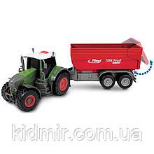 Трактор з причепом Fendt 939 Vario світло і звук Dickie 3737002