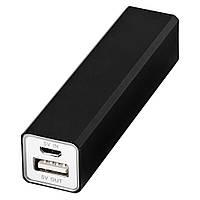 Мобильная батарея / Внешний аккумулятор / Power bank (2600 mA/ч) - Черный