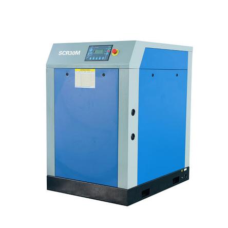 Компресор SCR 30 M (22 кВт, 3.8 м3/хв) ремінний привід, фото 2