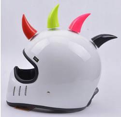 Роги на шлем на присосках
