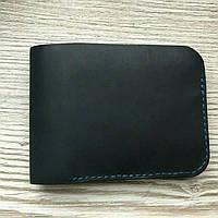 Кожаный кошелек 4 карты