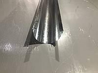 Жолоб оцинкований, діаметр 130 мм цинк 0.40, довжина 2 м, фото 1