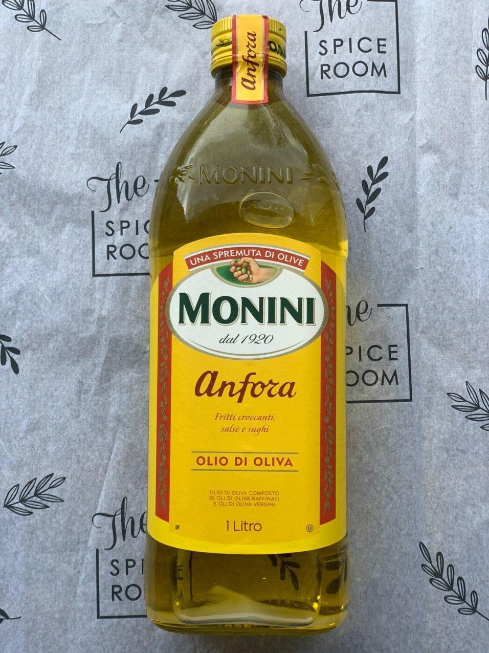 Оливковое масло Monini Anfora 1л.