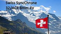 Коллекция Swiss SyncChrome 32 КЛАСС 8 мм V4