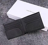 Мужской подарочный набор ремень и портмоне (459), фото 5
