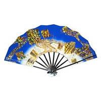 Японский веер «Солнечный закат»