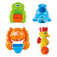Игрушки для купания One Two Fun. Auchan Ашан