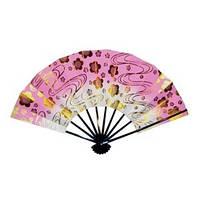 Японский веер «Розовые мечты»