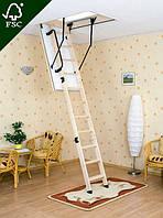 Чердачная складная лестница Oman Termo long