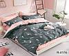 ТМ TAG Комплект постельного белья с компаньоном R4174