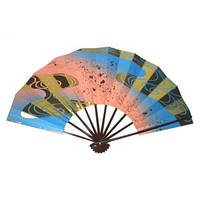 Японский веер «Плывущие облака»