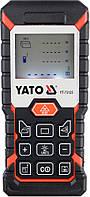 Дальномер лазерный YATO 0.05-40 м 8 режимов, фото 1