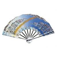 Японский веер «Утро после дождя»