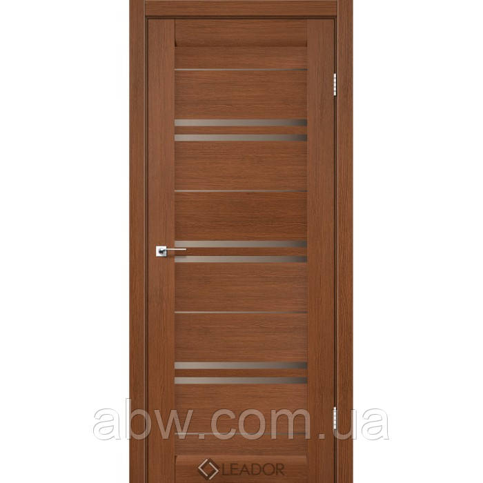 Міжкімнатні двері Leador Malta браун