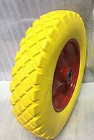 Колесо пенополиуретановое 3.50-8 для тележек, фото 1