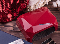 Led лампа для сушки ногтей Diamond 36W CCFL/LED