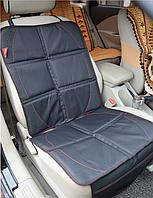 Накидка непромокаемая на сиденье не скользящая в авто защитная чехол подстилка под автокресло автонакидка