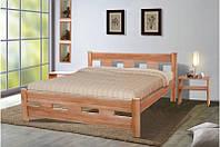 Ліжко  SPACE 160 Микс мебель  , бук натуральний