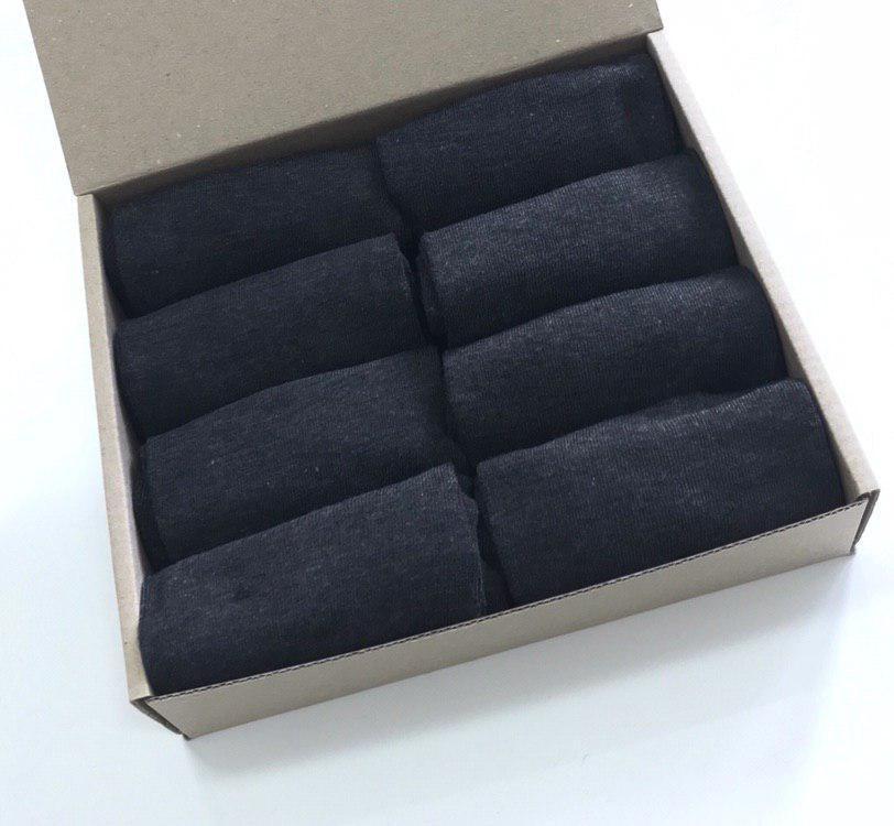 Набір сірих чоловічих шкарпеток №5 Арт. 2730
