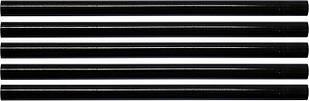 Клеевые стержни черные YATO 11.2 x 200 мм 5 шт