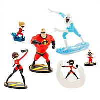 Disney Игровой набор фигурок Суперсемейка 2