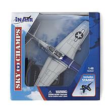 Модель самолёта Boeing™ Sky Champs P-51 Mustang Model
