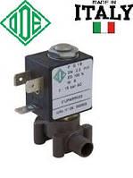 """Электромагн. клапан для воды 1/8"""", НЗ, FKM, -10+140°С, ODE 21JPARRV23 нормально закрытый, прямого дейстия."""