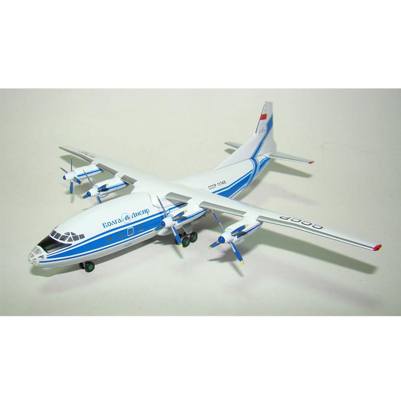 Модель літака АН-12 Волга-Дніпро