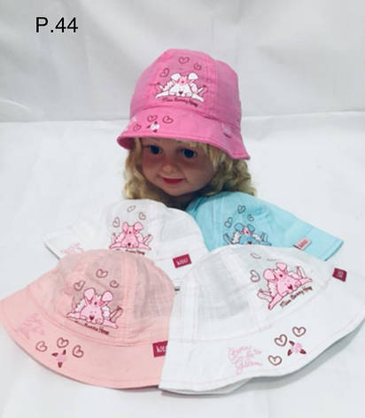 Летняя панамка для девочки р.44, фото 2