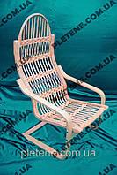 Кресло-амортизатор из лозы