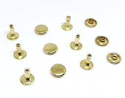 Хольнитен 9 мм золото ( в упаковки 1000 штук )