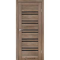 Межкомнатная дверь Leador Sicilia серое дерево