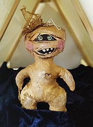 текстильна лялька Мумія