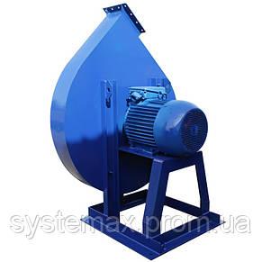 Вентилятор відцентровий ВВД №6,3, фото 2