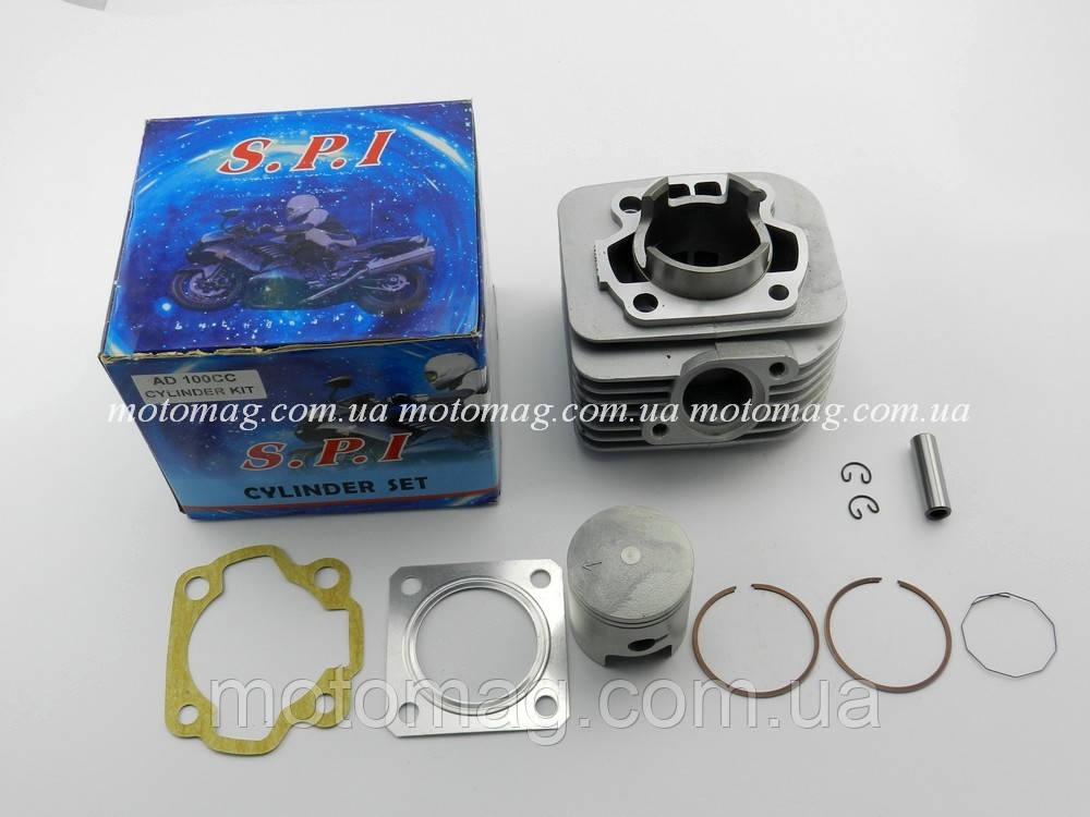 Поршневая (ЦПГ) Suzuki Address-100cc, ø-52,5 мм, SPI (тайвань)
