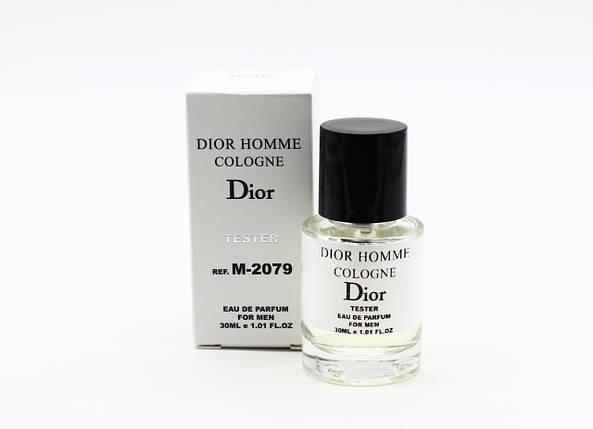 Christian Dior Dior Homme Cologne (тестер 30 ml), фото 2