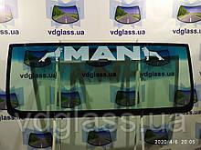 Наклейка на лобовое стекло грузовика  автобуса MAN