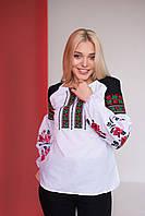 Вишиванка жіноча Розаліна  MEREZHKA розмір 44