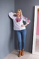 Жіноча сорочка вишиванка Традиція  MEREZHKA розмір 38