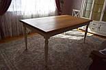 Раскладной стол из дерева, фото 2