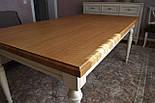 Раскладной стол из дерева, фото 3