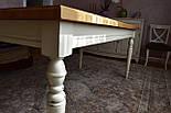Раскладной стол из дерева, фото 5