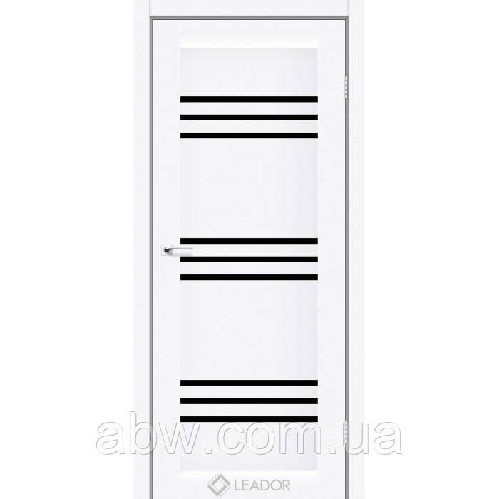 Межкомнатная дверь Leador Sovana белый мат