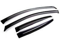 """Дефлекторы окон ветровики  ВАЗ 2101-07 Скотч """"Voron Glass"""""""